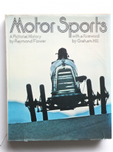 MOTOR SPORTS A PICTORIAL HISTORY (Flower 1975)